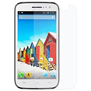 Amzer 95487 KristalTM Clear Screen Protector for Micromax Canvas HD A116