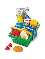 Pretend and Healthy Play Breakfast Set