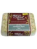 Hugo Naturals Handcrafted Soap Oatmeal Mint 4 Oz