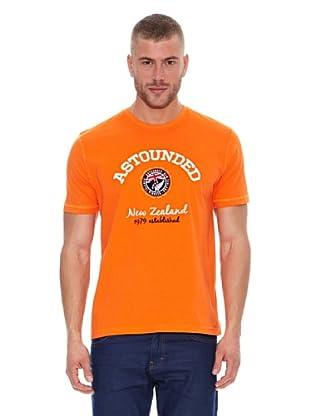 Astounded Camiseta Ohio (Naranja)