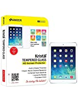 Amzer 96706 Kristal Tempered Glass Screen Protector for Apple iPad Air