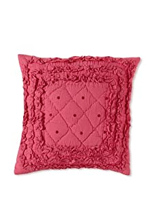 Amity Home Emma Pillow (Hot Pink)