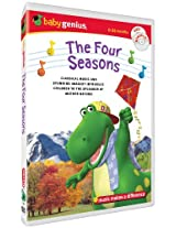 Baby Genius - The Four Seasons DVD In English