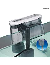 HBL-302 SUNSUN HANG ON FILTER,220-240V,3W,350L/H,0.4KG,FOR BOTH FRESH&SEA WATER