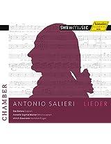 Salieri: Lieder [Annelie Sophie Muller, Ilse Eerens, Ulrich Eisenlohr] [Hanssler Classic: 93.307]