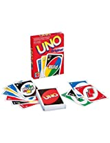 Mattel Uno Junior Cards