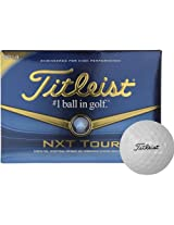 Titleist 2014 NXT Tour White Golf Balls 1 DZ