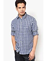 Blue Casual Shirts John Players