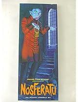 Nosferatu Presented By Prana Film Studios Figure Model Kit By Monarch Models