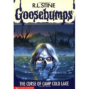 The Curse of Camp Old Lake (Goosebumps)