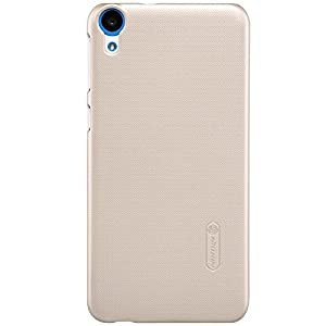 Nillkin Super Frosted Shield Case for HTC Desire 820 - Champagne Gold , Free Screen guard