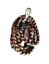 Merapuppy Leather Rope Leash For Medium & Regular Dogs