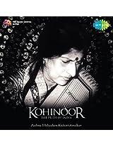 Kohinoor Padma Vibhushan - Kishori Amolkar