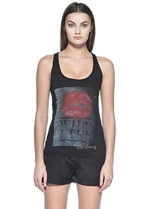 Zu Element Camiseta Lovestruck (Negro)