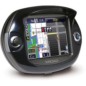 XROAD 3.5インチ バイク用ポータブルナビゲーション RM-A4000