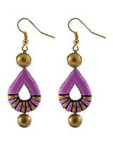 Avarna Terracotta Earrings Era0013 For Women (Multi-Color )