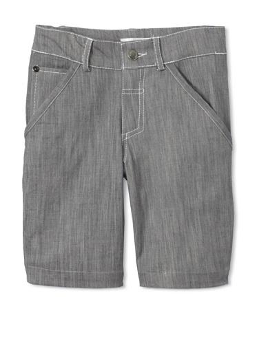 TroiZenfants Boy's Shorts (Grey)