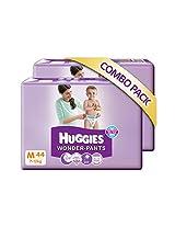 Huggies Medium Size Wonder Pants Combo Pack (44 Count)