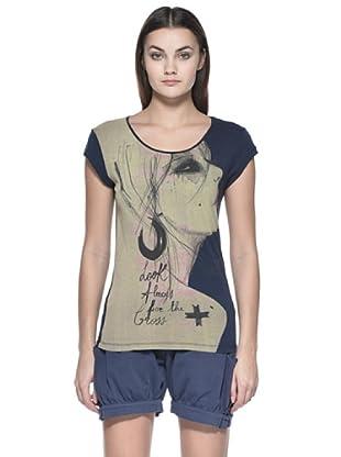 Zu Element Camiseta Lovestruck (Azul Oscuro)