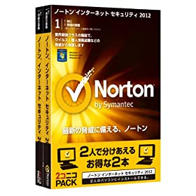 Norton Internet Security 2012 2RjRPACK