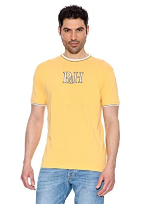 Pedro del Hierro Camiseta Piqué (Amarillo Claro)