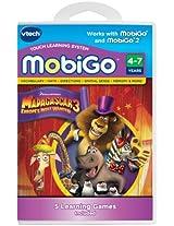 VTech MobiGo Software Cartridge - Madagascar 3