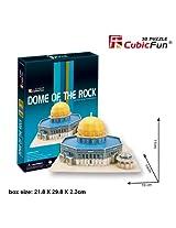 """CubicFun 3D Puzzle C-Series """"Dome of the Rock - Jerusalem"""""""