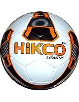 Hikco PVC League Football Orange