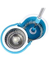 BeauT spin mop, Steady and non-skid ,steel inner bucket