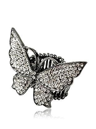 Amrita Singh Anillo Crystal Butterfly
