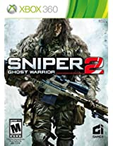 Sniper: Ghost Warrior 2 - Xbox 360