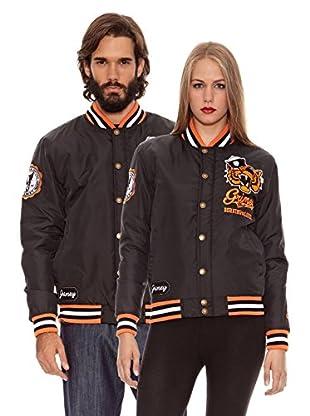 Grimey Wear Jacke Nylon Fuego y Saqueo