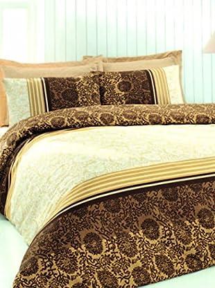 Colors Couture Bettdecke und Kissenbezug Sunrise