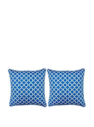 Set of 2 Hockley Pillows (Nile)