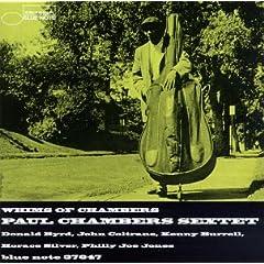 Blue Note 1534「Whims of Chambers/ウィムス・オブ・チェンバース」 Paul Chambears/ポール・チェンバース