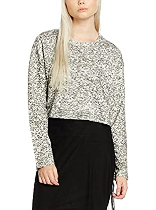Cheap Monday Sudadera Crop Tv Fuzz