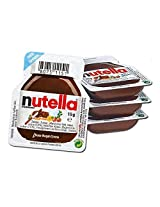 Nutella Chocolate Hazelnut Spread Sachets, 15 Grams X Pack Of 4