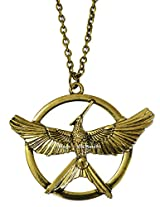Famous The Hunger Game Mockingjay Bird Necklace By Via Mazzini (NK0383)