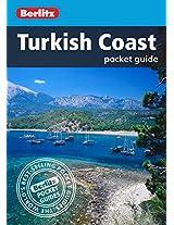 Berlitz: Turkish Coast Pocket Guide (Berlitz Pocket Guides)