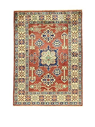 Eden Teppich Uzebekistan mehrfarbig 104 x 145 cm