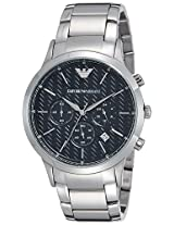 Emporio Armani Analog Black Dial Men's Watch - AR2486