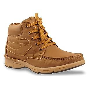 Bacca Bucci Tan Men Boots 503
