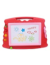 Wishtime Classic Doodle Writing Craft for Children Kids, Pink
