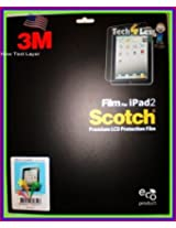 3M Scotch Premium LCD Protection Film ULTRA CRYSTAL CLEAR iPad 2/3