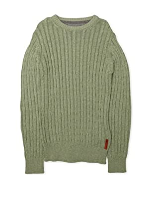 Ben Sherman Jersey True Knit (Verde)