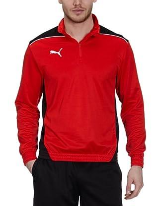Puma Shirt Foundation (puma red-black)