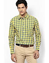 Yellow Casual Shirt