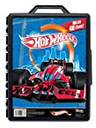 Hot Wheels Molded 48 Car Case (Colors and Styles May Vary)
