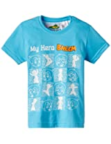 Chhota Bheem Boy's Cotton T-Shirt