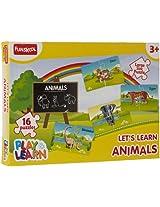 Funskool Animals Puzzles